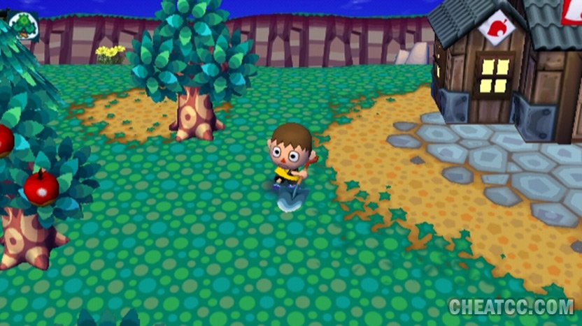 animal crossing city folk guide and cheats