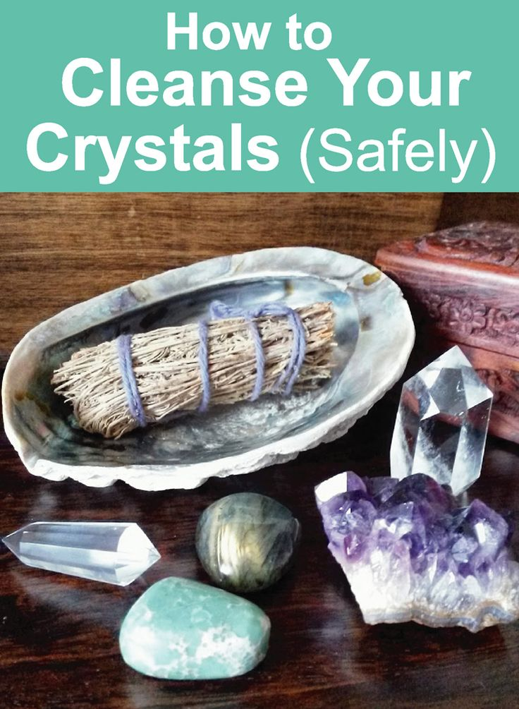 healing stones and crystals guide