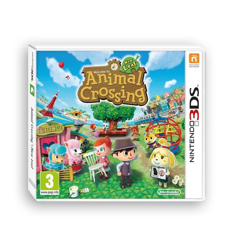 animal crossing new leaf game guide
