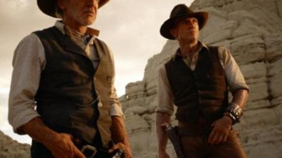 cowboys and aliens parents guide