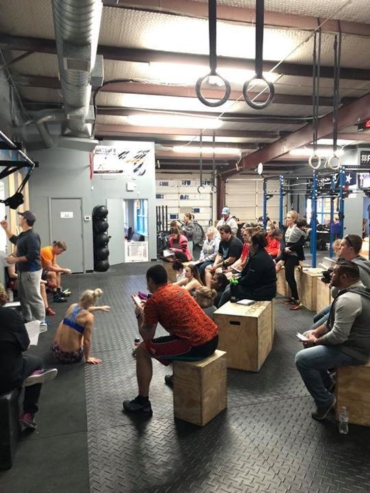 crossfit level one study guide
