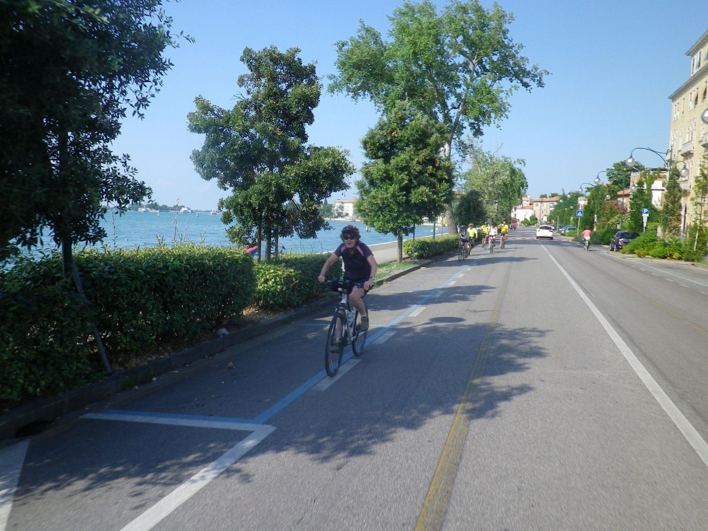 cycling holidays italy self guided