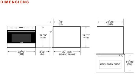 built in oven installation guide