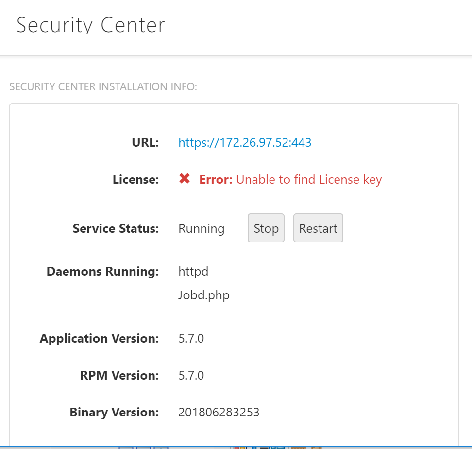 tenable security center installation guide