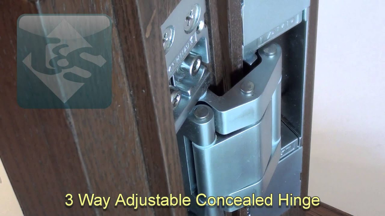 double action spring hinge installation guide