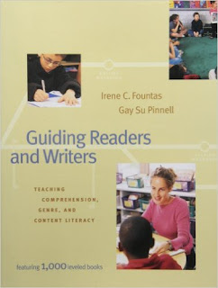 guiding readers and writers first 20 days