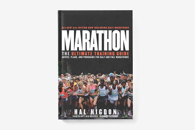 marathon the ultimate training guide
