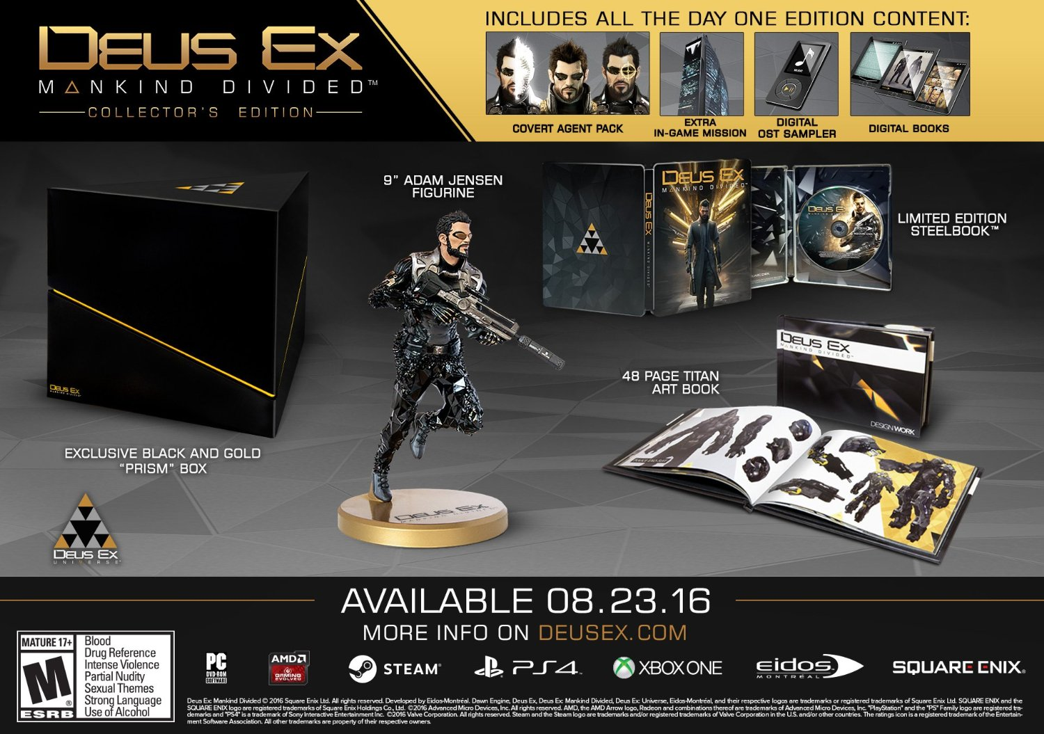 guide deus ex mankind divided