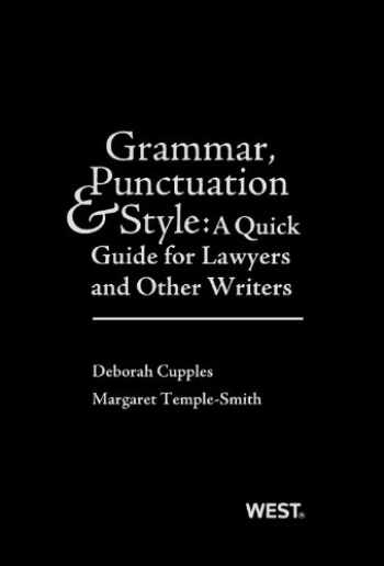 guide to grammar and style
