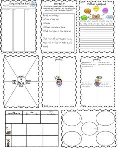 guided reading follow up activities
