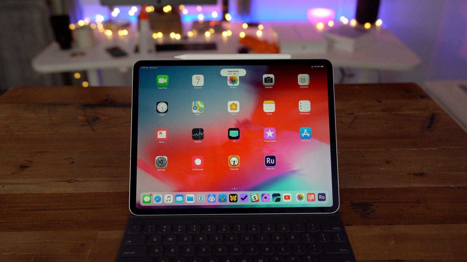 ipad pro user guide apple