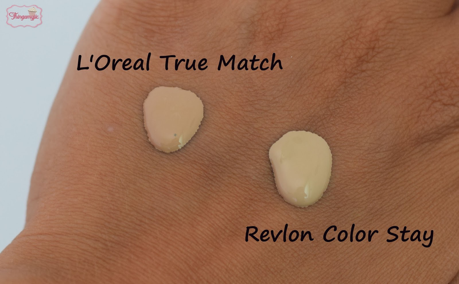 l oreal true match color guide