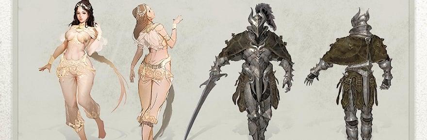 lineage 2 revolution armor guide