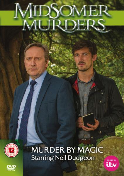 midsomer murders neil dudgeon episode guide