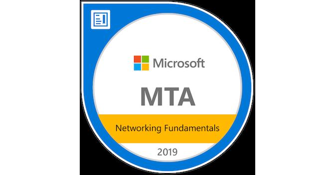 mta networking fundamentals exam 98 366 study guide