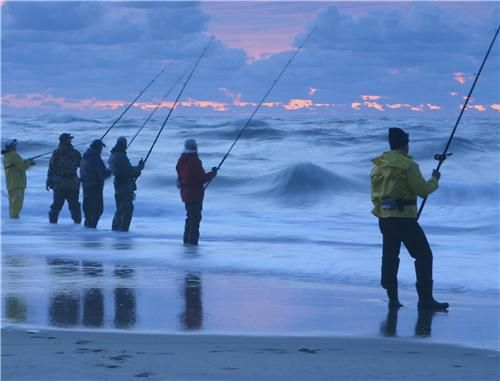 new jersey surf fishing guide