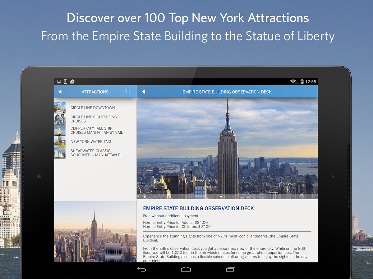 new york pass travel guide