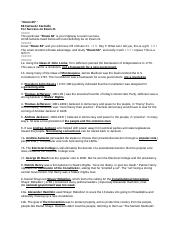 nothing to prove study guide