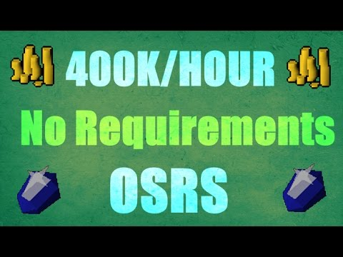 osrs money making guide no requirements