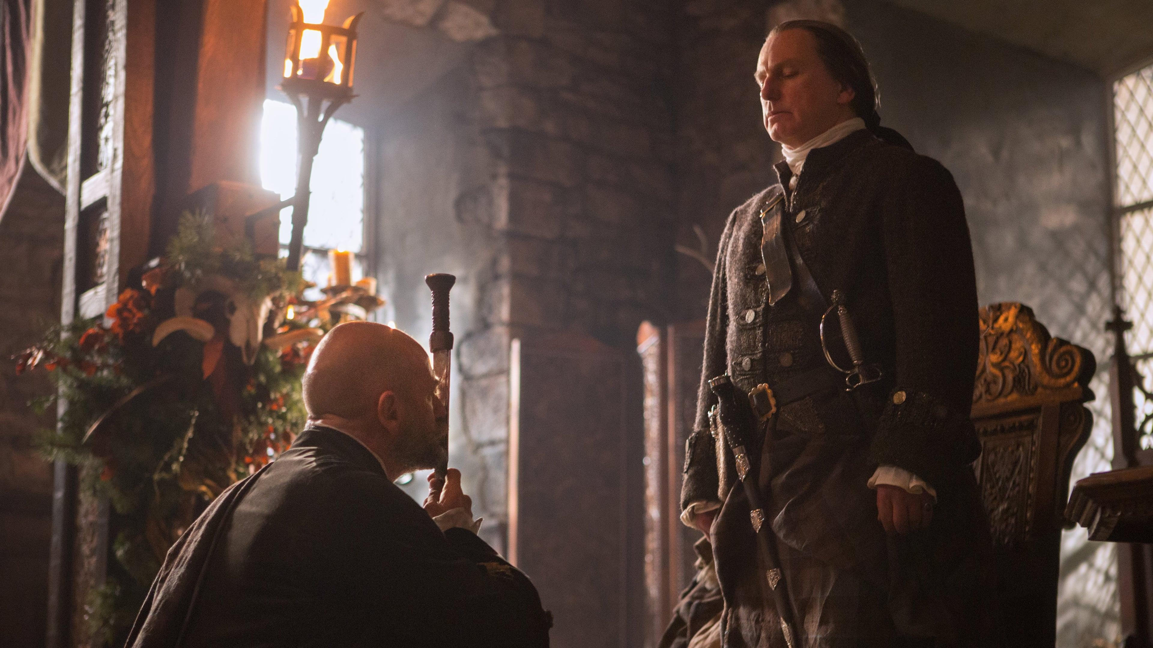 outlander series 1 episode guide