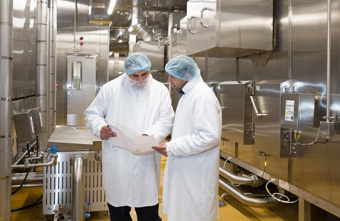 poultry products processing an industry guide