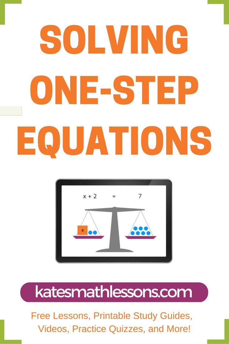 pre algebra study guide pdf