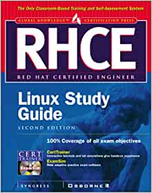 red hat linux certification study guide