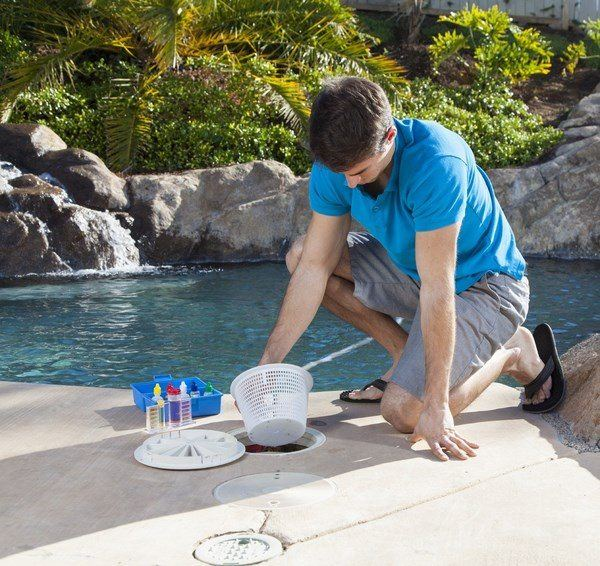 salt water pool care guide