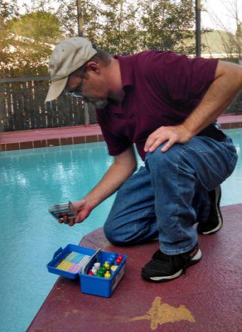 salt water pool care guide