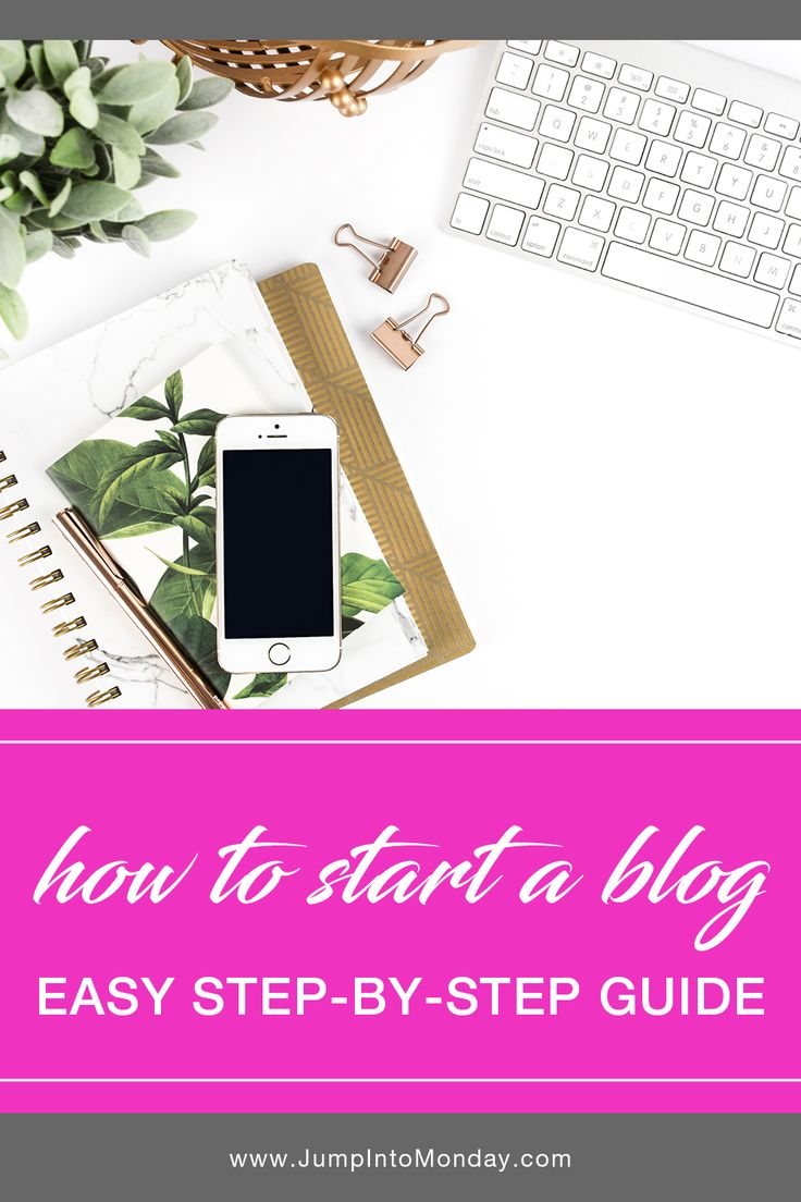step by step guide to starting an online business