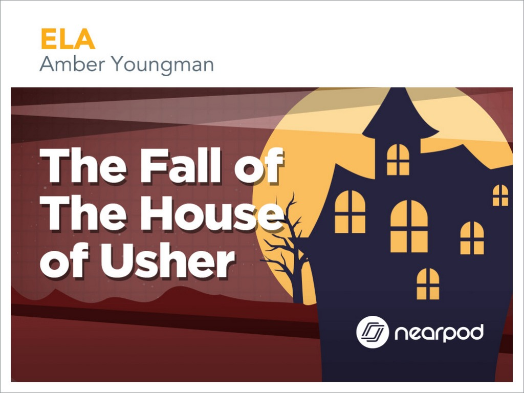 the fall of the house of usher study guide