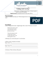 the outsiders study guide answers pdf