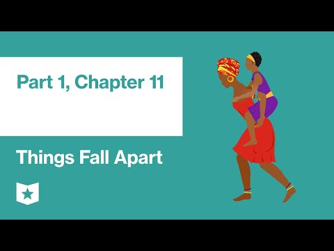 things fall apart study guide