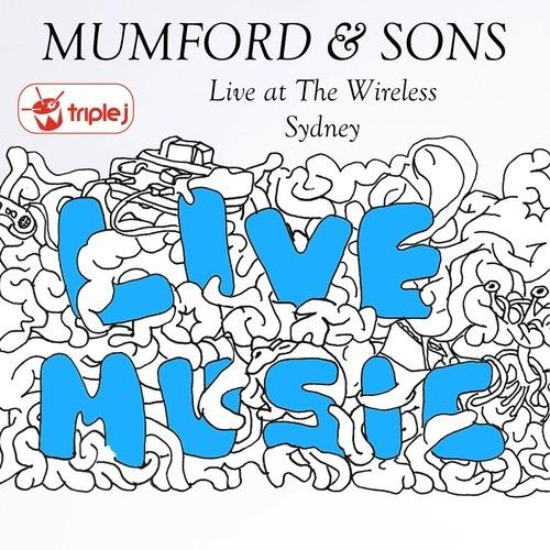 triple j gig guide mumford and sons
