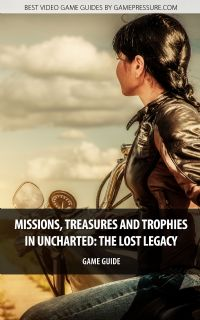 uncharted the lost legacy strategy guide book