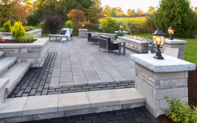 unilock estate wall installation guide