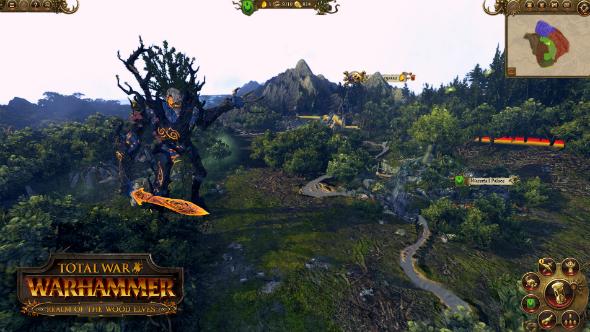 wood elves guide total war