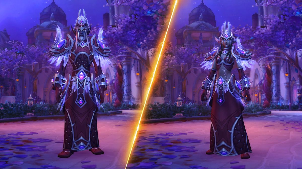 wow blood elf hunter guide